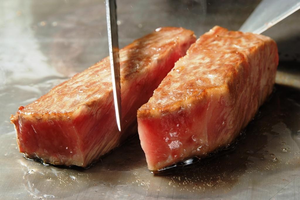 肉カット1